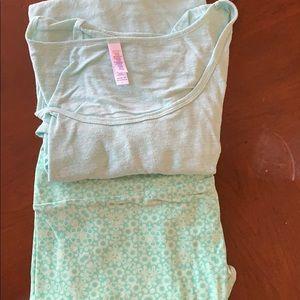 Lularoe TC leggings & shirt